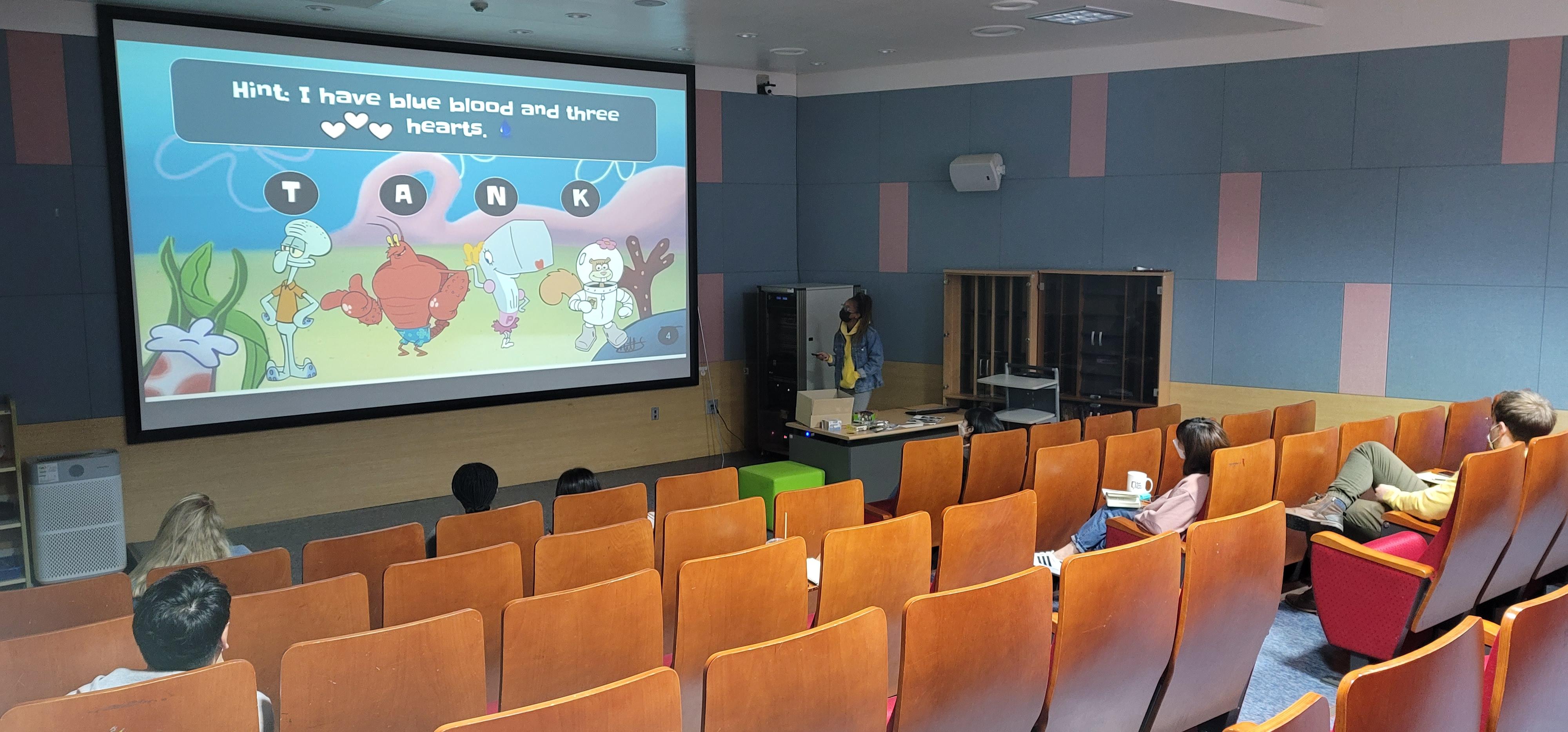 글로벌교육팀 교육 프로그램 Mock Teaching