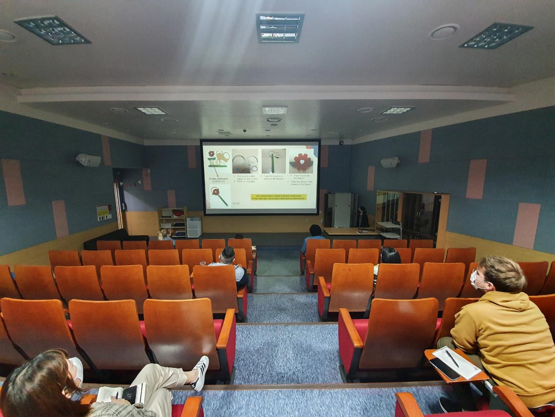 글로벌교육팀 유치부단체 프로그램 Mock Teaching