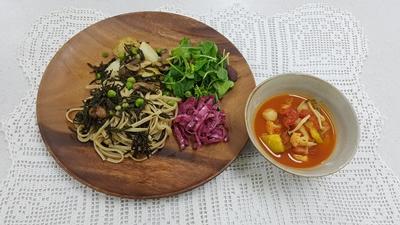 [더느린삶] 채식입문: 쉽게 만나는 채식 요리